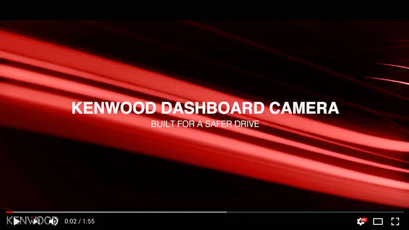 Kenwood Product Video