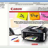 Canon Email Newsletters