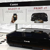 Canon - Best Buy Display