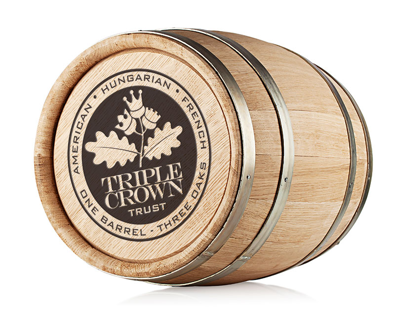Trust Cooperage - Triple Crown Barrel