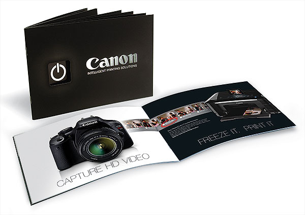 Canon Intelligent Touch Brochure