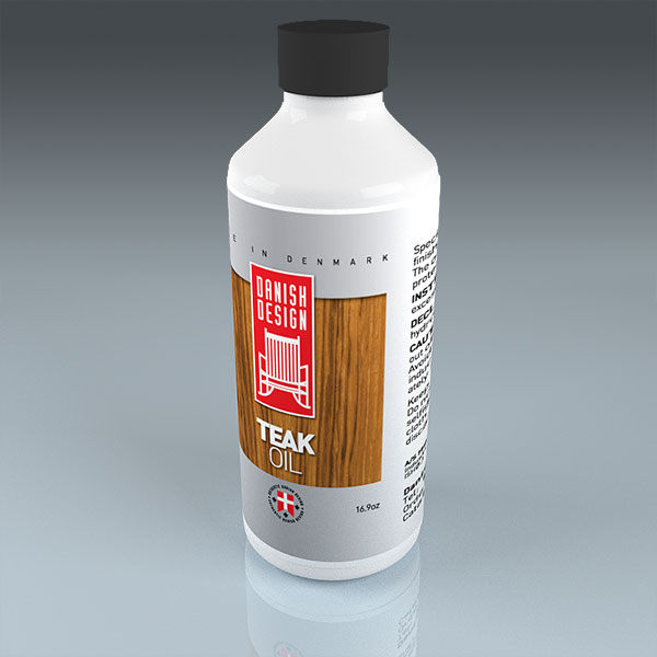 Danish Design Private Label Teak Oil