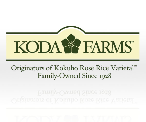 Koda Farms - Originators of Kokuho Rose Rice Varietal